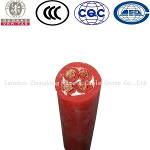 silicone rubber cable