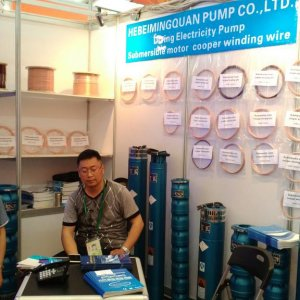 China, Hebei Mingquan Pump Co., Ltd. specializing in the production of submersible pumps, diving deep well pumps, stainless steel pump quality manufac