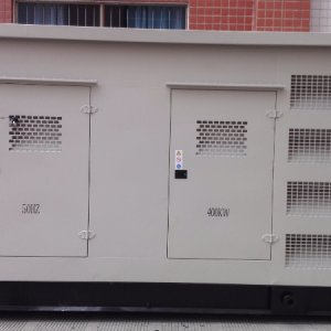 400kw soundproof genset